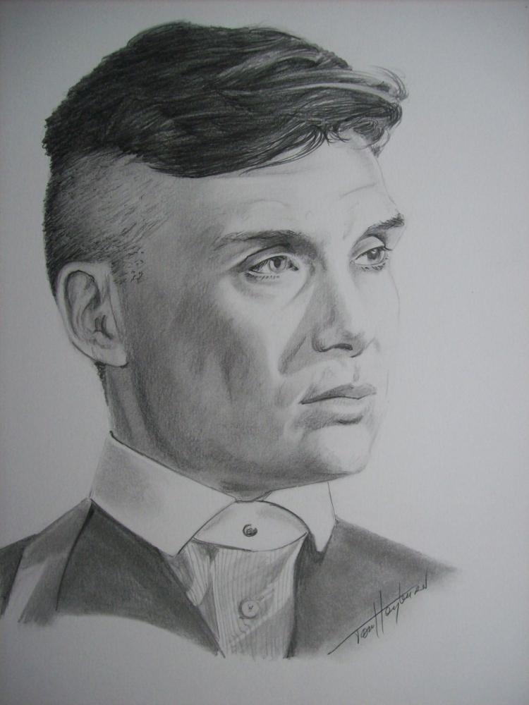 Cillian Murphy por Tom-Heyburn